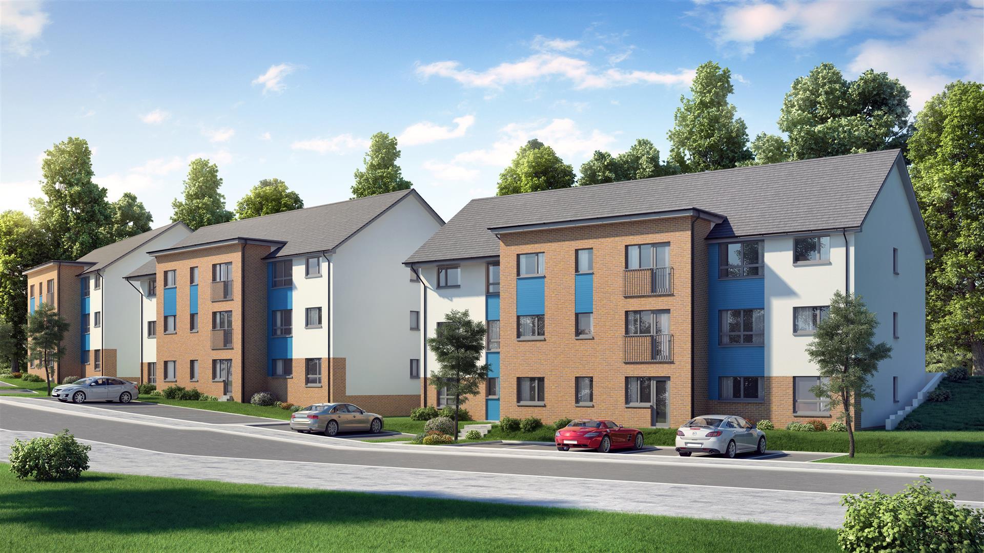 GS Brown Construction 15C Hilltop Apartments
